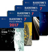 Omslag - Blackstone's Police Manuals 2017