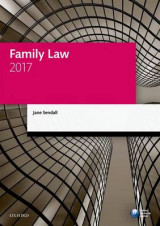 Omslag - Family Law 2017