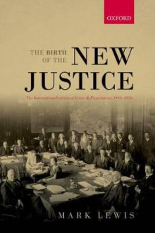 The Birth of the New Justice av Mark Lewis (Heftet)
