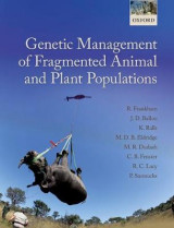 Omslag - Genetic Management of Fragmented Animal and Plant Populations