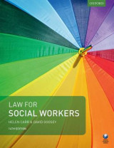 Omslag - Law for Social Workers