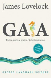 Gaia av James Lovelock (Heftet)