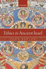 Omslag - Ethics in Ancient Israel