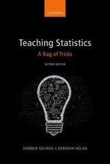 Omslag - Teaching Statistics