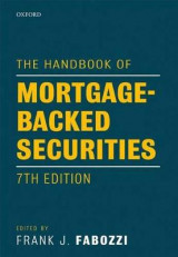 Omslag - The Handbook of Mortgage-Backed Securities