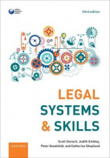 Omslag - Legal Systems & Skills