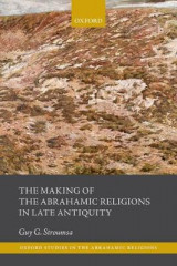 Omslag - The Making of the Abrahamic Religions in Late Antiquity