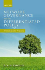 Omslag - Network Governance and the Differentiated Polity