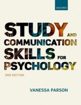 Omslag - Study and Communication Skills for Psychology