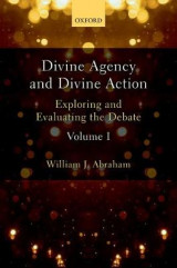 Omslag - Divine Agency and Divine Action, Volume I