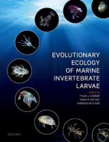 Omslag - Evolutionary Ecology of Marine Invertebrate Larvae