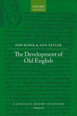Omslag - The Development of Old English