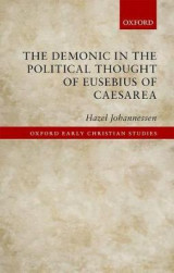 Omslag - The Demonic in the Political Thought of Eusebius of Caesarea