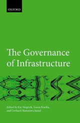 Omslag - The Governance of Infrastructure