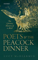 Omslag - Poets and the Peacock Dinner