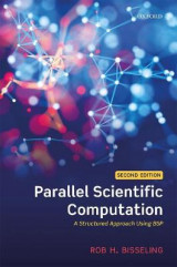 Omslag - Parallel Scientific Computation