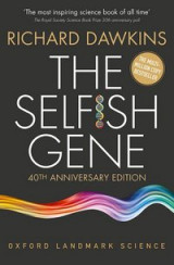 Omslag - The Selfish Gene