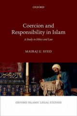 Omslag - Coercion and Responsibility in Islam