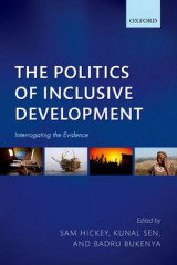 Omslag - The Politics of Inclusive Development