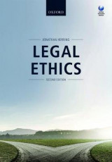 Omslag - Legal Ethics