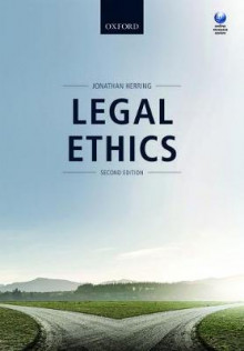 Legal Ethics av Jonathan Herring (Heftet)