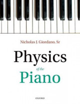 Omslag - Physics of the Piano