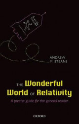 Omslag - The Wonderful World of Relativity