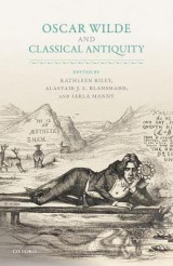 Omslag - Oscar Wilde and Classical Antiquity