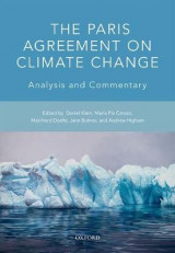 Omslag - The Paris Agreement on Climate Change