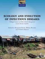 Omslag - Ecology and Evolution of Infectious Diseases