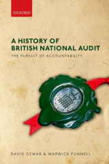 Omslag - A History of British National Audit