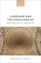 Omslag - Language and the Structure of Berkeley's World