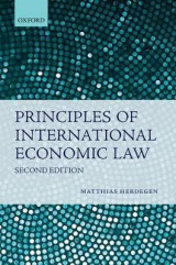 Omslag - Principles of International Economic Law