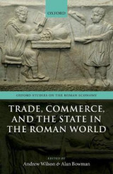 Omslag - Trade, Commerce, and the State in the Roman World
