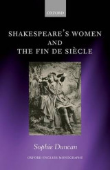 Omslag - Shakespeare's Women and the Fin de Siecle