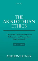Omslag - The Aristotelian Ethics