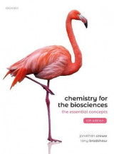 Omslag - Chemistry for the Biosciences