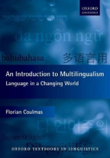 Omslag - An Introduction to Multilingualism