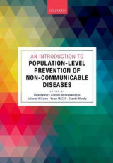 Omslag - An Introduction to Population-Level Prevention of Non-Communicable Diseases