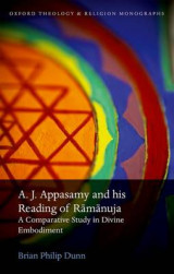 Omslag - A. J. Appasamy and His Reading of Ramanuja
