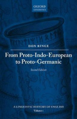 Omslag - From Proto-Indo-European to Proto-Germanic