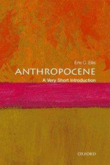 Omslag - Anthropocene: A Very Short Introduction