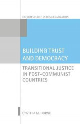 Omslag - Building Trust and Democracy