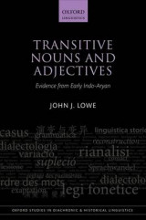 Omslag - Transitive Nouns and Adjectives