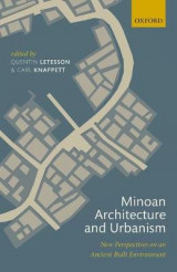 Omslag - Minoan Architecture and Urbanism