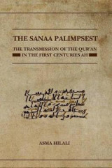 Omslag - The Sanaa Palimpsest