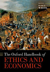Omslag - The Oxford Handbook of Ethics and Economics