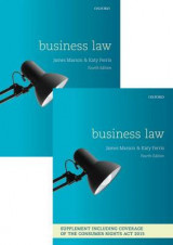 Omslag - Business Law