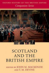 Omslag - Scotland and the British Empire