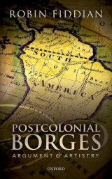 Omslag - Postcolonial Borges